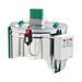 Reversible automatic 4 langstroth Ibiza extractor
