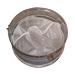 Doppelter rostfreier Filterbeutelreifer 200 / 400k