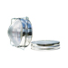 Economic double sieve stainless filter.