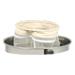 Drying filter for Ø240 centrifuge.