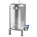 Cuba esterilizadora de cera de 500kg.