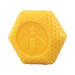 Hexagonal honey soap 100gr.-30ud.