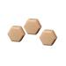 Jabón hexagonal cera abeja  100gr.-42ud.