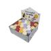 Jabón hexagonal con miel 25gr.-150ud.