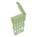 Jaula plástico con tapa encerrar reinas.