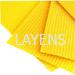 Layens standard stamped wax sheet-ud.