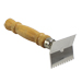 Stainless steel tool to clean excluders.