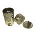 Madurador 50 kg acero inox. con soporte y filtro.