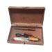Maletín transporte cuchillos apicultor.