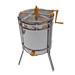 Tangential honey extractor 4 frames langstroth.