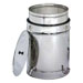 Estrattore cera a vapore o cerificatore 115 litri.