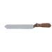 Flachgriff Imker Messer 24cm glatt.