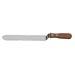 Couteau d'apiculteur à manche plat de 28 cm.