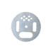 Disque mini-noyau en acier galvanisé à 4 positions