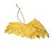 Pantalone doppio apicoltore giallo.