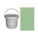 Artesanato mistura cubo verde colmeias 4kg.
