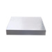 Sheet metal cover for plastic hive