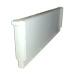 Dadant hoffman telaio in plastica ABS bianca.