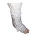 Legging Skay avec fermeture velcro et élastique.