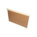 Partición en madera de cuadro dadant.