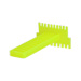 Plastic comb to clean excluders.