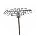 Resistencia inmersion eléctrica grande miel-Ø500mm
