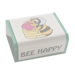 Taille-abeille Happy Bee Rectangulaire.