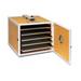 Secadero de polen eléctrico capacidad 30/40kg.