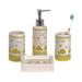 Conjunto de higiene para apicultor.