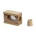 Jaula de madera para cría y protección reinas-ud.